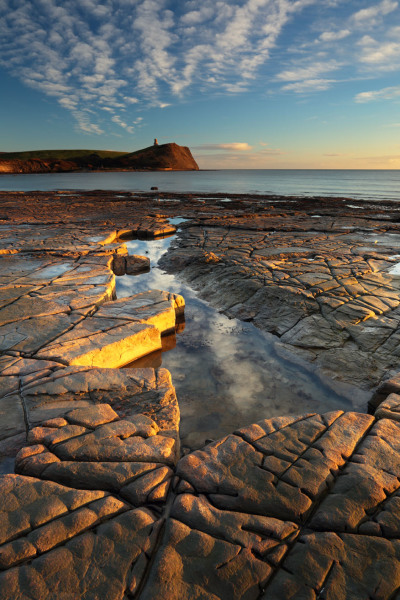 Kimmeridge Bay, Dorset, UK C106