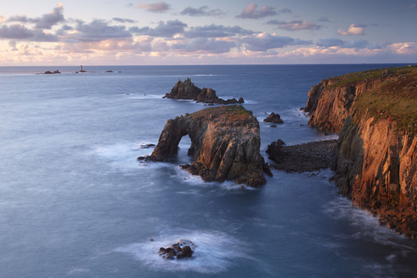 Lands End, Cornwall, UK C107
