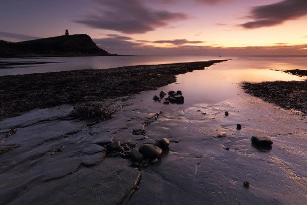 Kimmeridge Bay, Dorset, UK C110